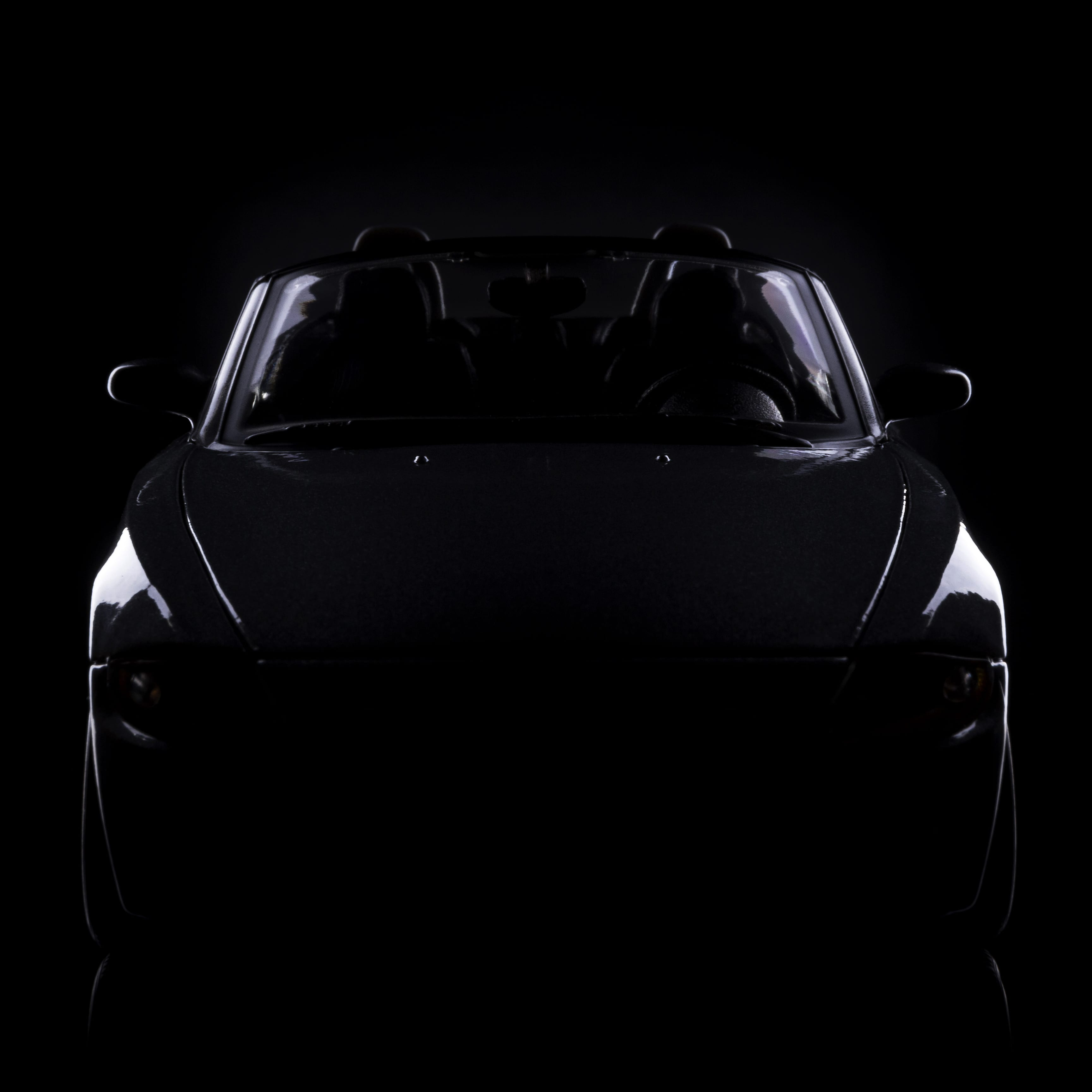 us dealer licensing front silhouette of a sports car