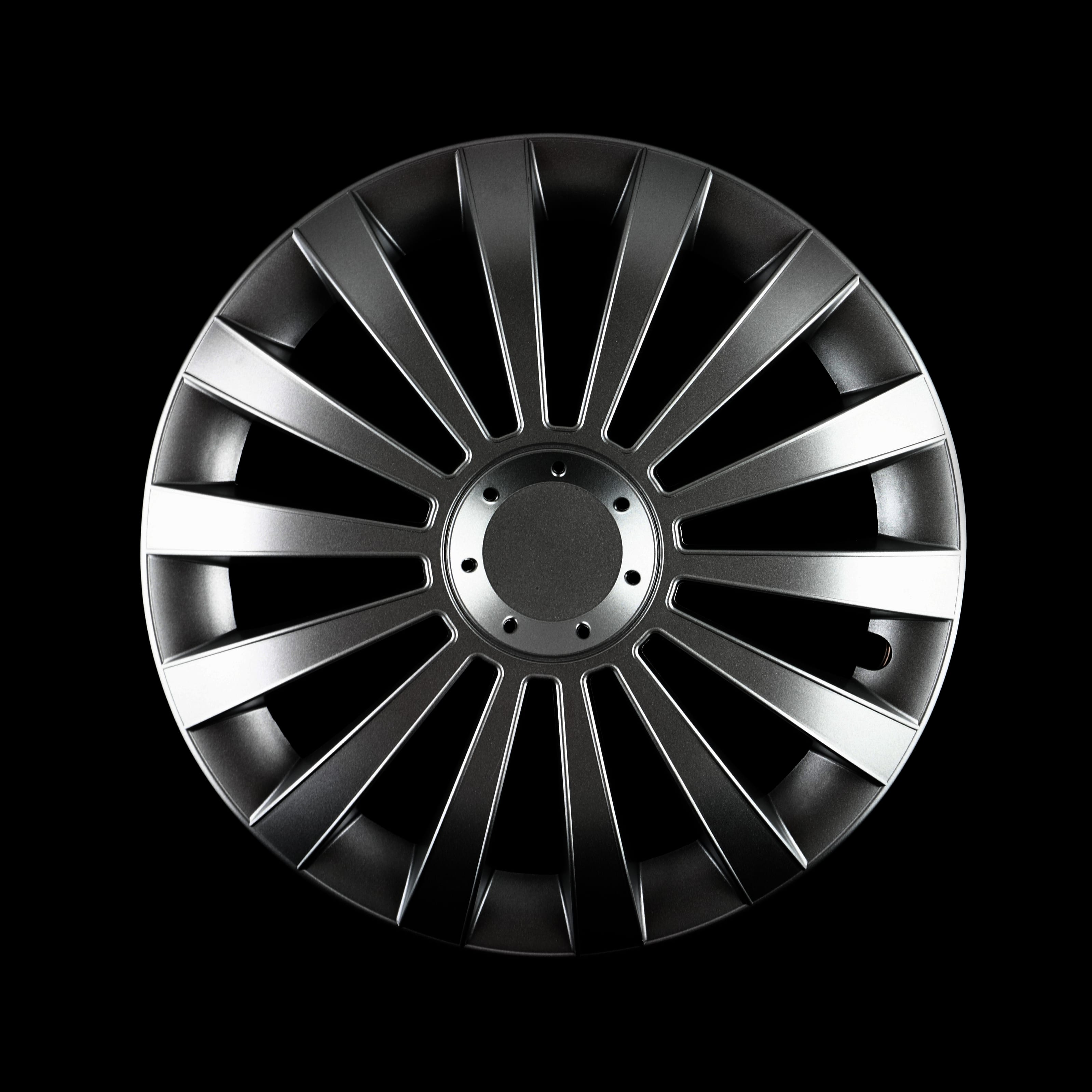us dealer isolated hubcap