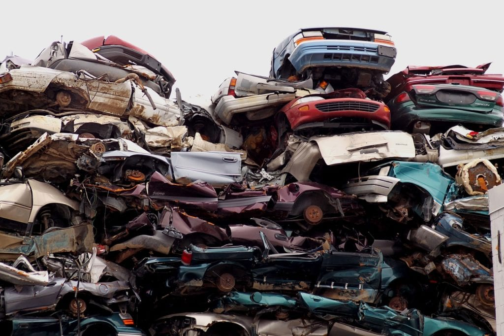 attend private salvage auctions with a wholesale dealer license